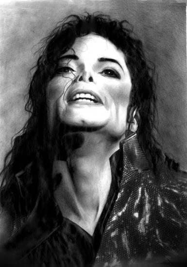 Michael Jackson por anymator
